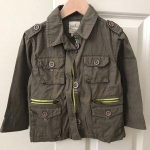 Peek jacket